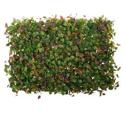 Mata z zielonych i kolorowych liści (TR054)