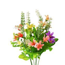 Pik z kwiatkami - gałązka (K033)