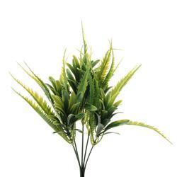 Bukiet ozdobny zielony sztuczny (R168)
