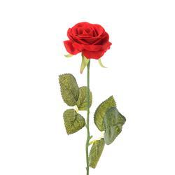 Róża sztuczna - gałązka (K110)