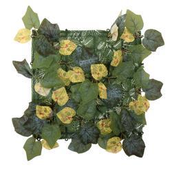 Mata z zielono-żółtych liści (TR056)