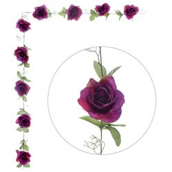 Róża - girlanda (B118)