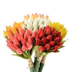Tulipany - sztuczny bukiet (U375)