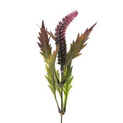 Gałązka dekoracyjna z dużym kwiatostanem (L297)