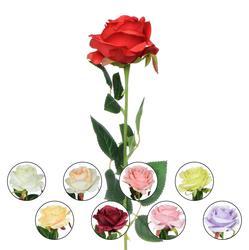 Róża - gałązka 63 cm (K229)