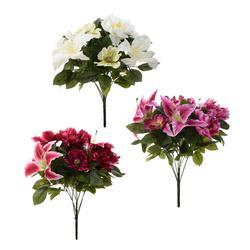 Bukiet - peonii i lilii (U502-M1) (U546)