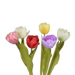 Tulipan sztuczny - gałązka (K876E)