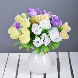 Róża w pąku - bukiet x7 (U833)