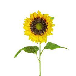 Sztuczny słonecznik - gałązka (GK062)