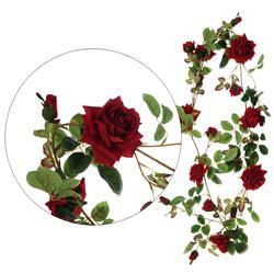 Girlanda z różą (B019)