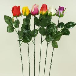 Róża w pąku - gałązka (K271)